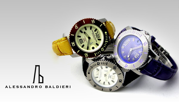 Alessandro Baldieri herenhorloges
