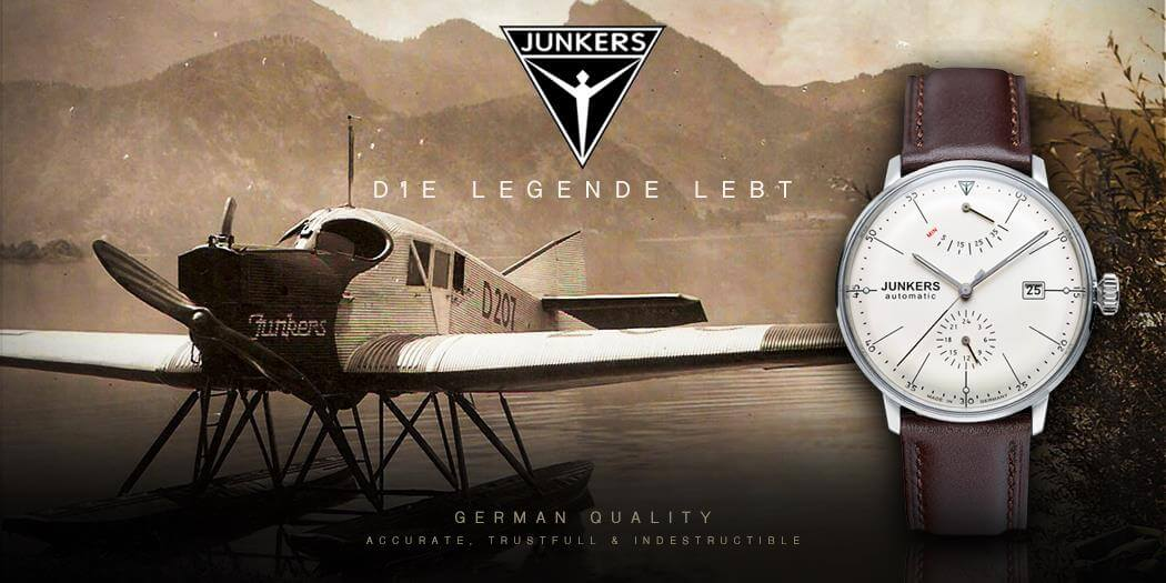 Junkers herenhorloges