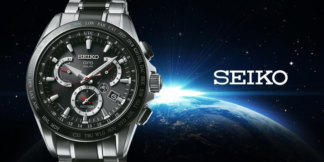Seiko herenhorloges