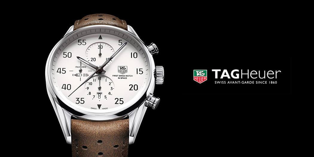 Tag Heuer herenhorloges
