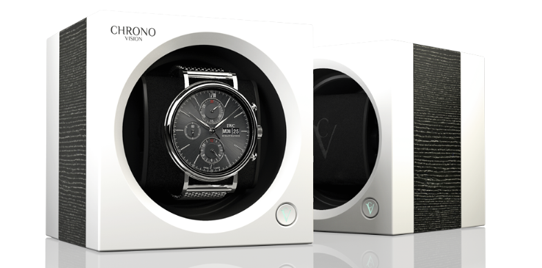 Chronovision watchwinder