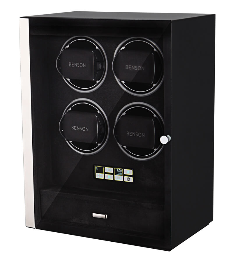 Benson Smart-Tech II 4.18.B watch winder