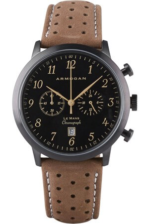 Armogan Le Mans Chocolate Brown C61