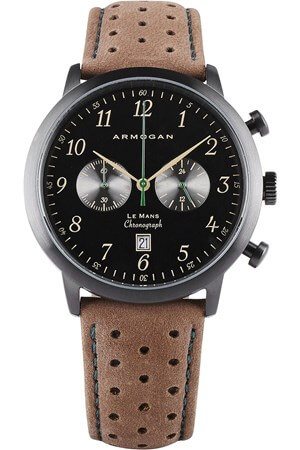 Armogan Le Mans Chocolate Brown S62