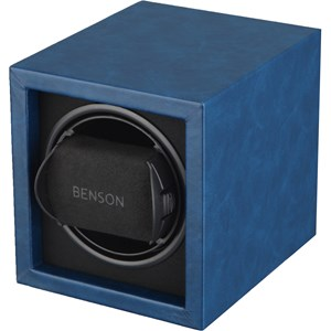 Benson 1.17. Blue Leather