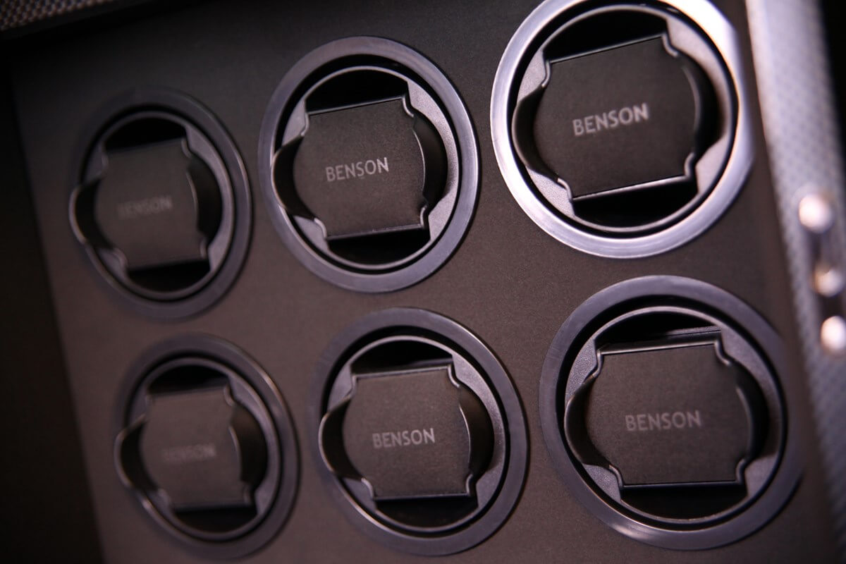 Benson Black Series 6.16.CF