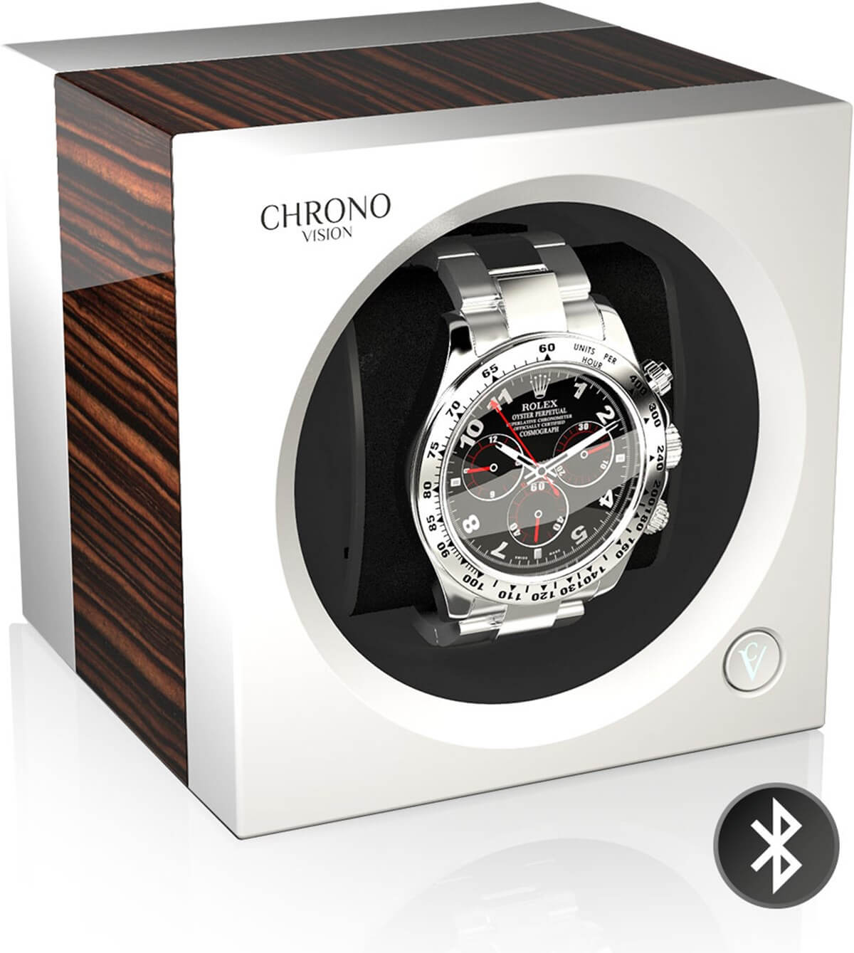 Chronovision One Macassar Bluetooth 70050/101.19.12