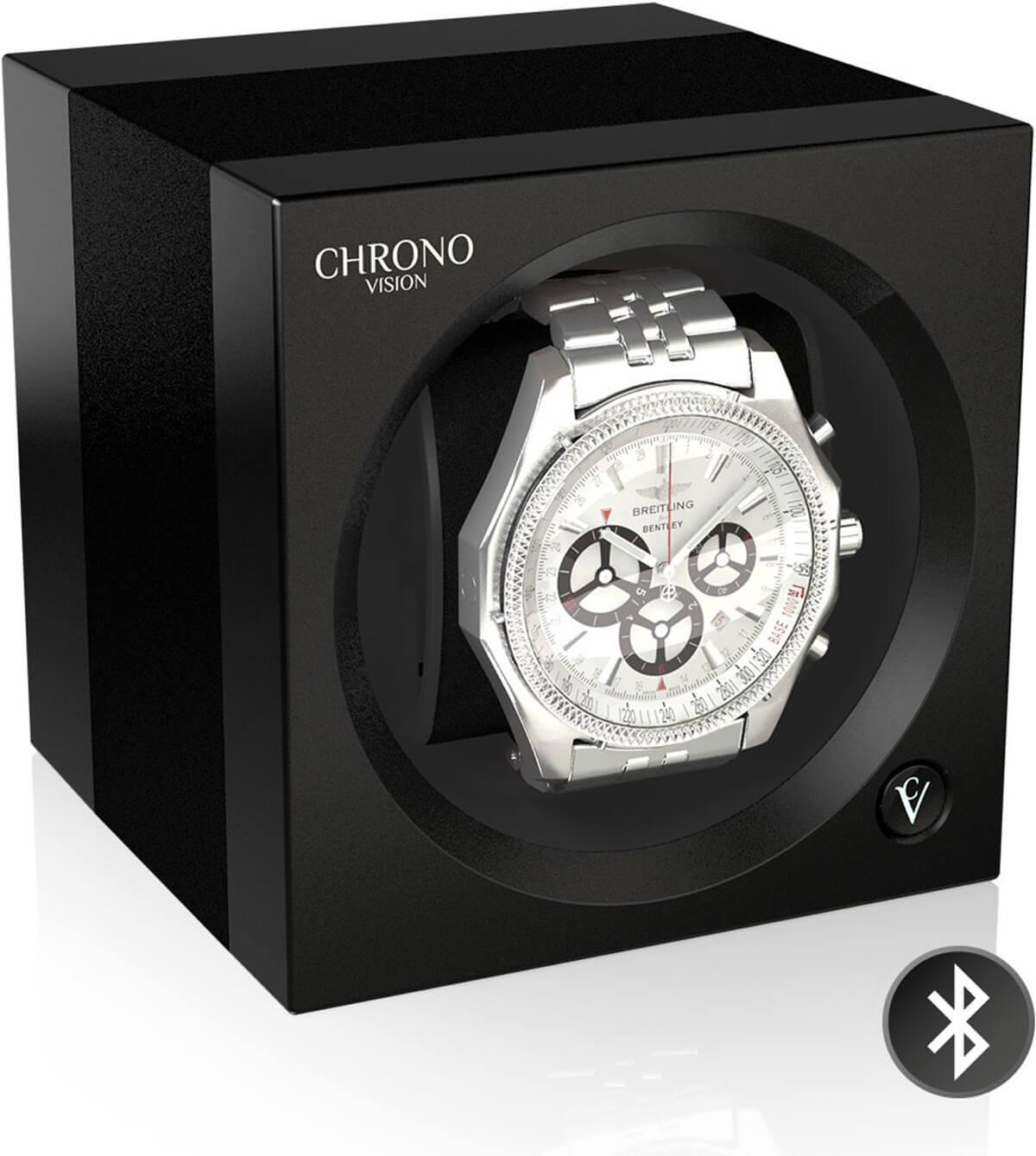 Chronovision One Black Bluetooth 70050/101.31.10