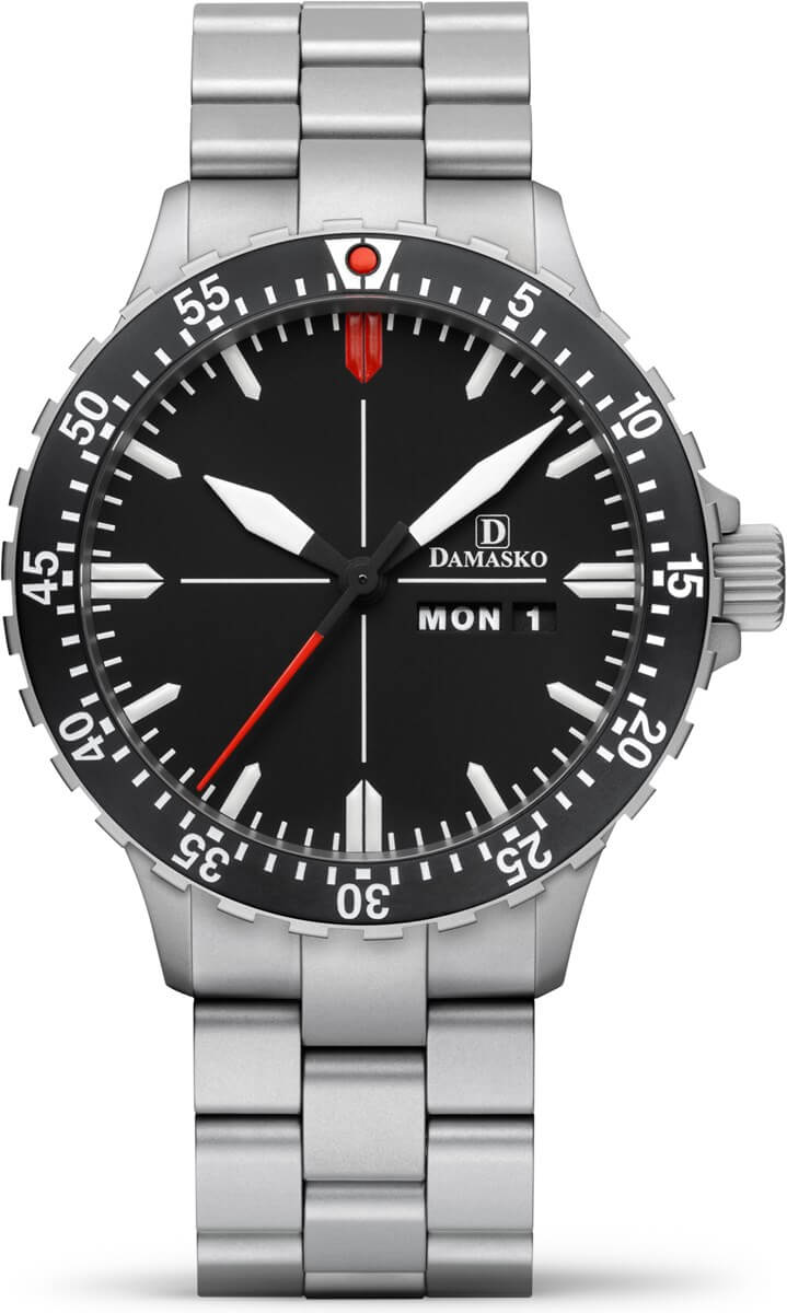 Damasko DA 44 Metallband