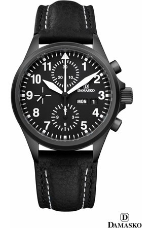 Damasko DC 56 Black