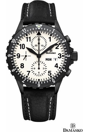 Damasko DC 67 Black