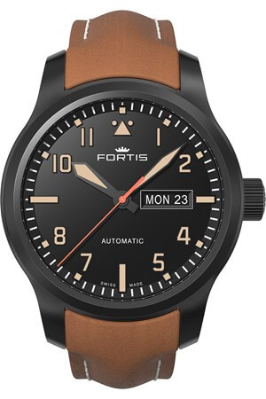 Fortis Aeromaster Stealth 655.18.18