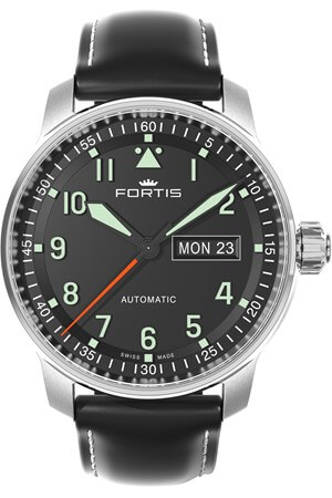 Fortis Flieger Professional 704.21.11