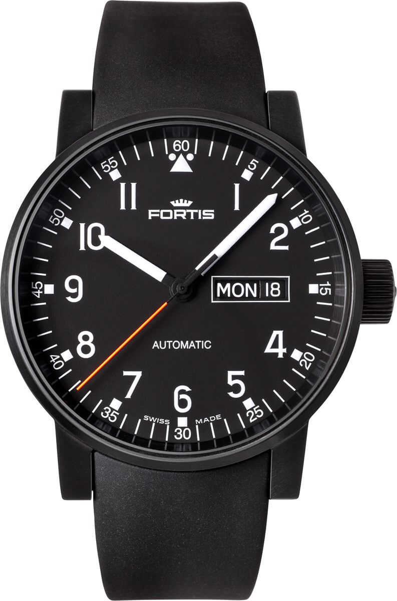 Fortis Spacematic Pilot Professional 623.18.71
