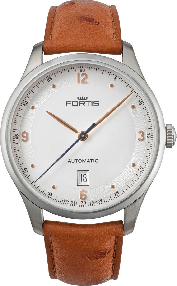 Fortis Tycoon Date a.m. 903.21.12