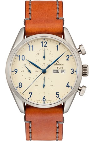 Laco Chronographen 861585 San Francisco 44mm