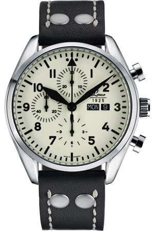 Laco Chronographen 861892 Havanna 44mm
