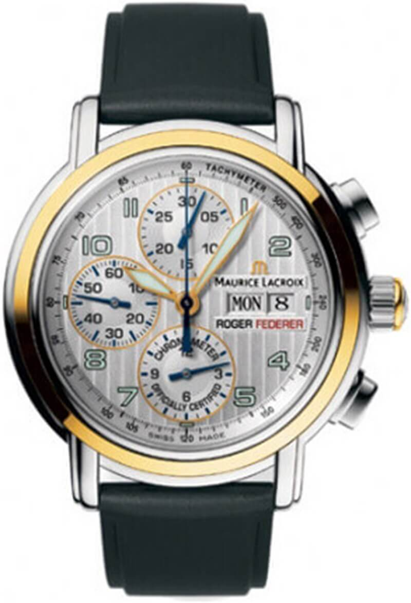 Maurice Lacroix Masterpiece MP6128 Roger Federer Edition