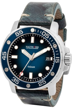 NauticFish Thusunt Blao Vintage Leather