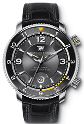 Jaermann & Stübi Royal Open Course Timer GMT RC2