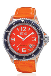 Ritmo Mundo Small Hercules 312/1 Orange