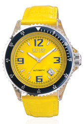 Ritmo Mundo Small Hercules 312/1 Yellow